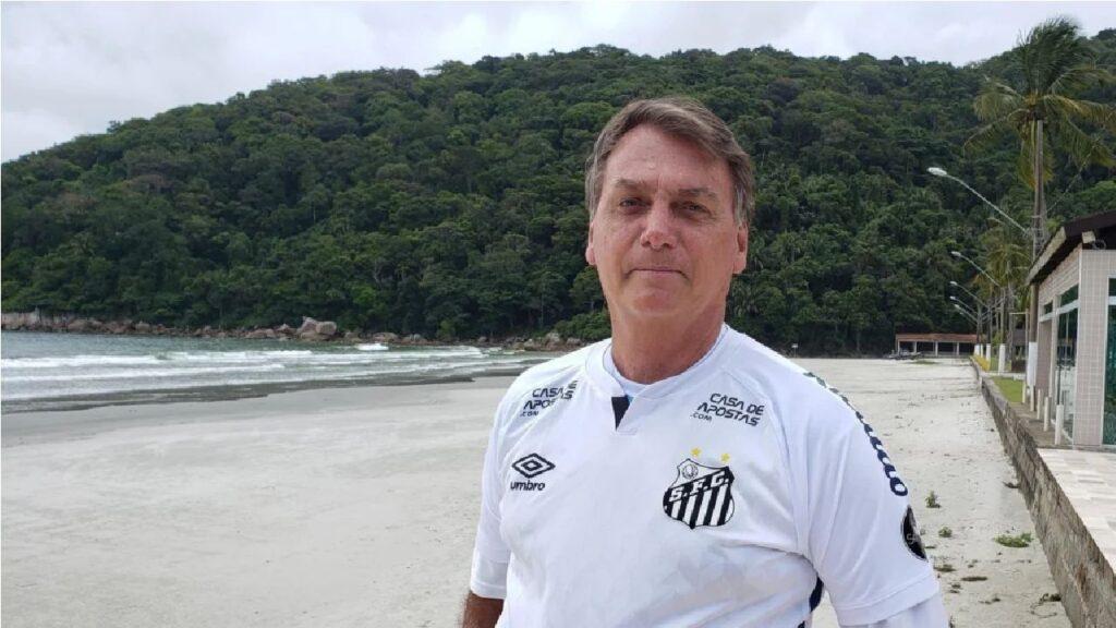 Após folga de fim de ano, Presidente Bolsonaro volta ao trabalho nesta segunda-feira