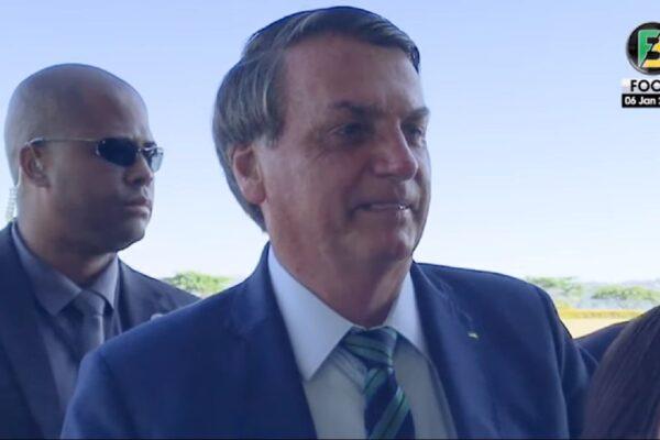 "Presidente Bolsonaro aponta ""O maior problema do Brasil"""
