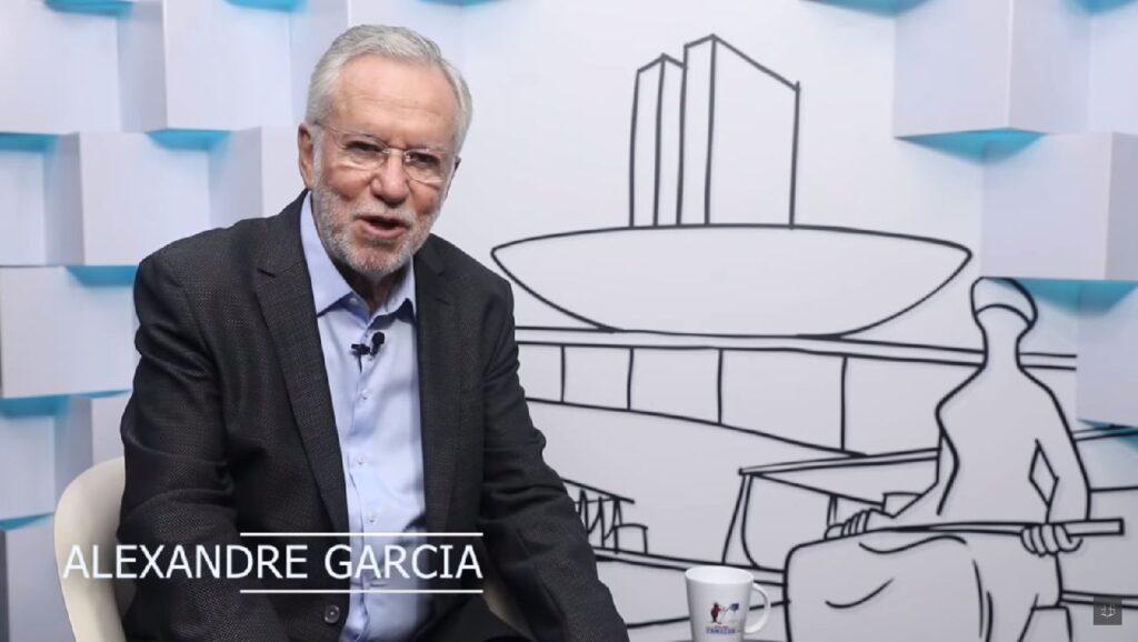 """""""Nunca vi ministros da Corte se manifestando assim"""", diz Garcia sobre intimidação de Gilmar Mendes"""