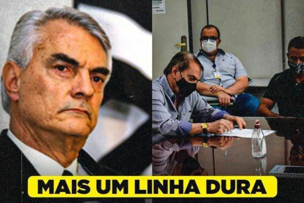 Procurador Antônio Ferreira Pinto é empossado como novo diretor operacional da Ceagesp