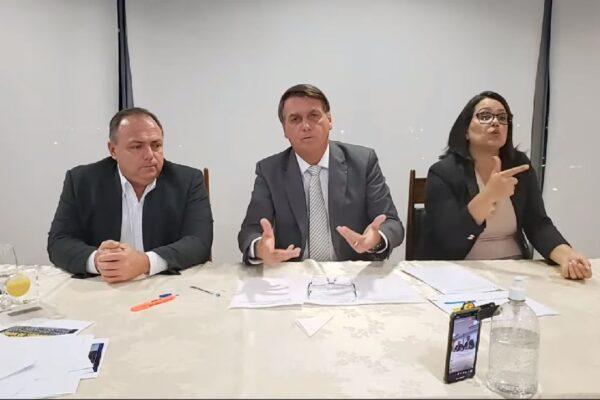 """""""Quem dá lucro permanece, quem não dá lucro fecha"""" diz Bolsonaro sobre fechamento da Ford"""
