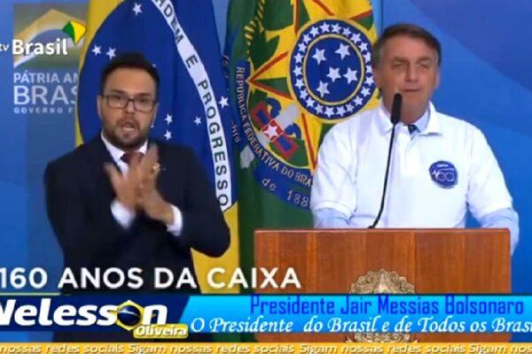 """""""Quem vai mudar o Brasil não é um homem ou uma mulher, seremos todos nós, os Brasileiros"""" diz Bolsonaro"""