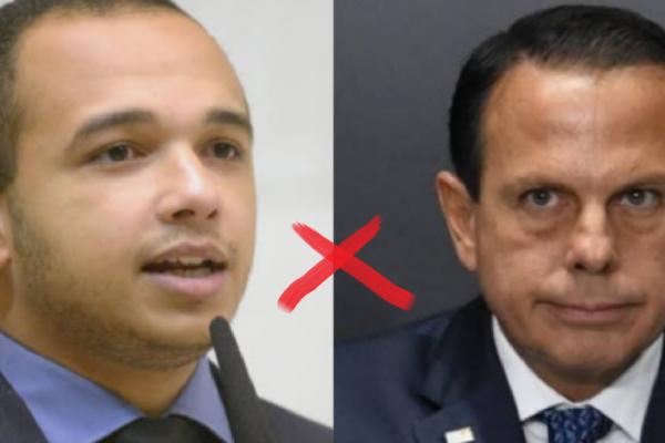"""Deputado Estadual, Douglas Garcia comenta endurecimento da quarentena em SP e diz """"Vamos à batalha! Às ruas!"""""""