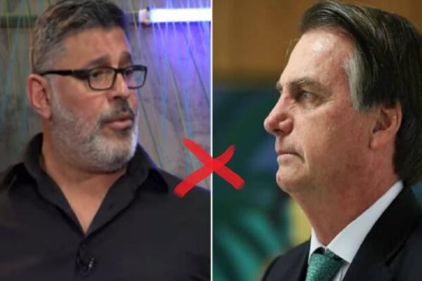 Candidato a presidência da Câmara, Alexandre Frota promete pautar impeachment de Bolsonaro caso eleito