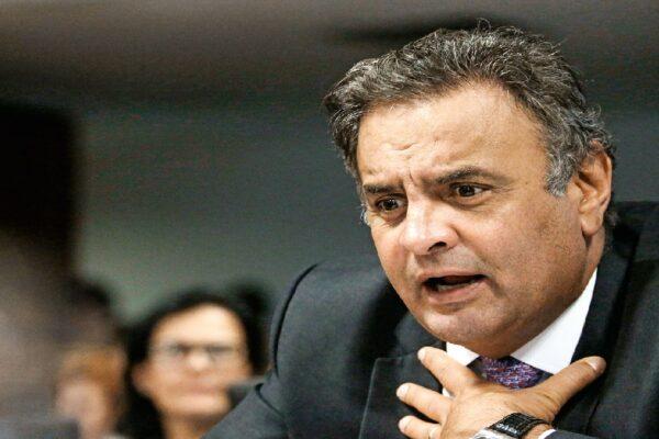 Aécio pede prévias para escolha do nome do PSDB em 2022