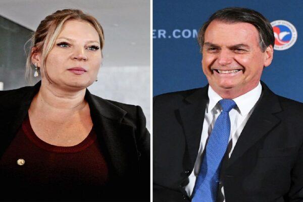 Após perder cargo na Câmara, Joice Hasselmann parte para o ataque contra Bolsonaro