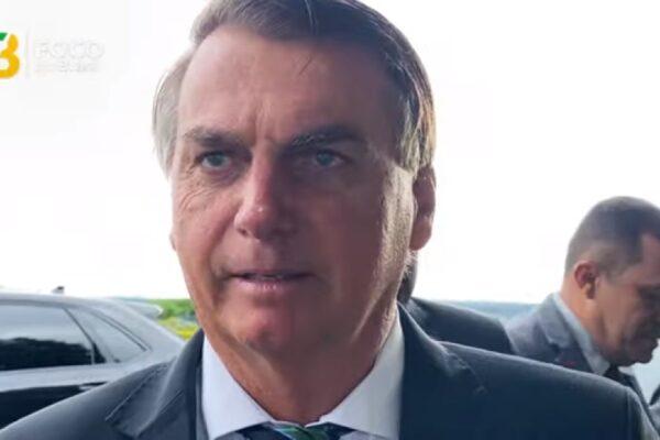 """Bolsonaro: """"O petróleo é nosso ou é de um pequeno grupo no Brasil?"""""""