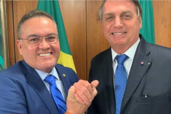 Bolsonaro participa de entrega de títulos de propriedade em Alcântara no Maranhão