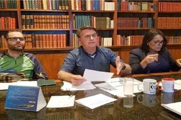 """Bolsonaro sobre Auxílio Emergencial: """"Está quase certo, não sabemos o valor."""""""