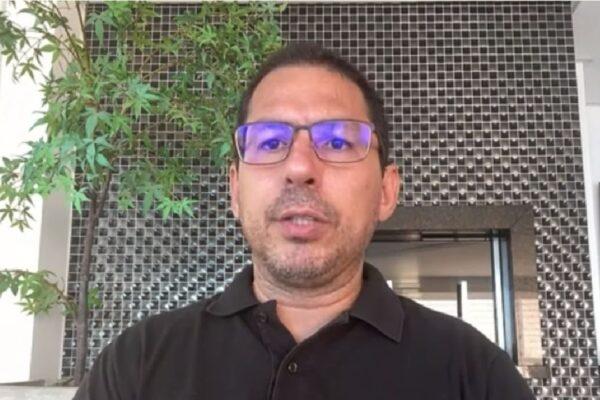 """""""Câmara não tolerará esse tipo de atitude de Daniel Silveira"""", diz deputado Marcelo Ramos"""