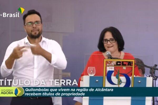 """Damares Alves: """"Governo Bolsonaro é o que mais zela pelos direitos humanos no Brasil"""""""