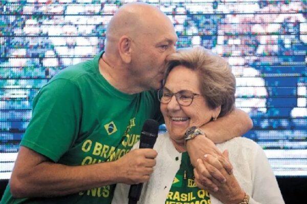 Morre mãe do empresário Luciano Hang