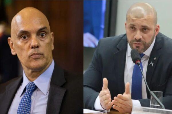 """Para Alexandre de Moraes, prisão de deputado foi """"marco no combate ao extremismo"""""""