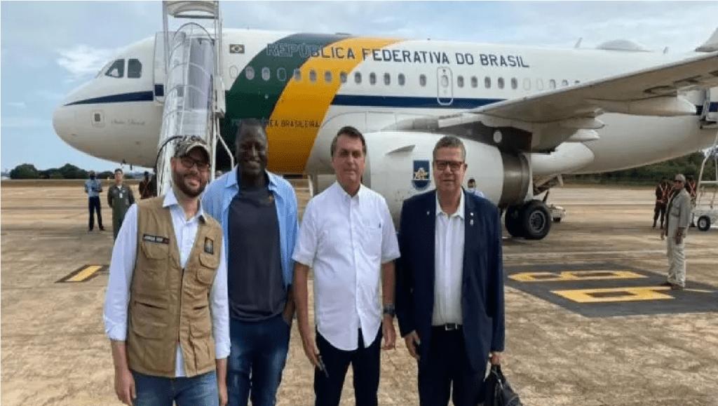 Presidente Bolsonaro passará feriado de carnaval em SC
