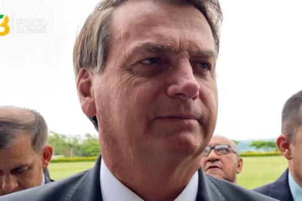 "Presidente Bolsonaro sobre Joice Hasselmann: ""Não votou no Lira e tava na festa do Lira"""