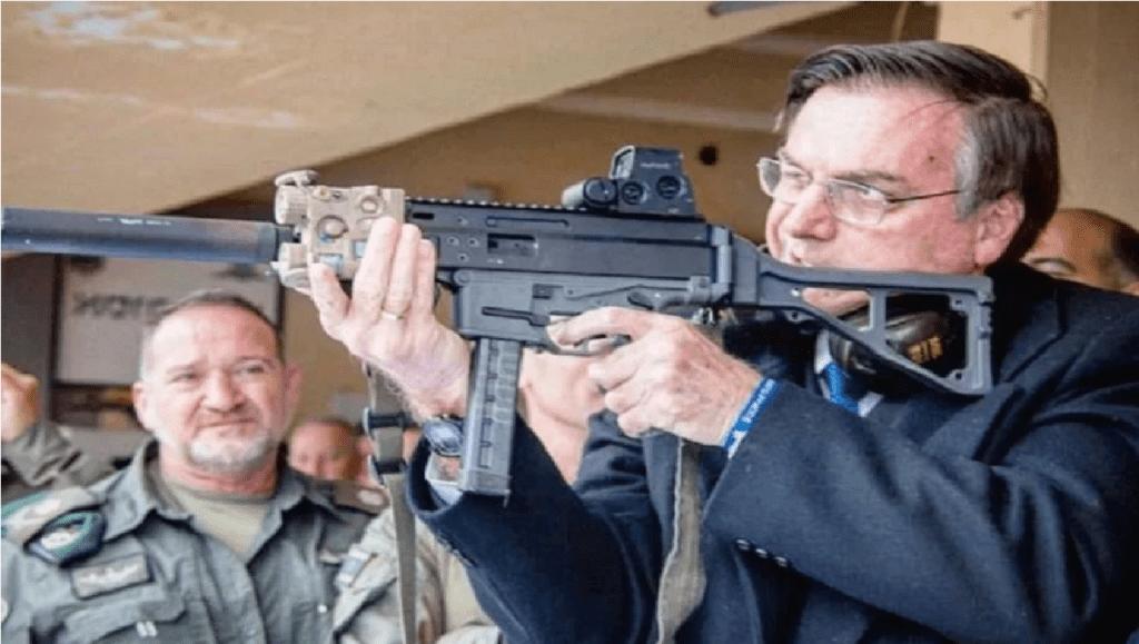 Presidente publica decreto de flexibilização das regras para uso de armas