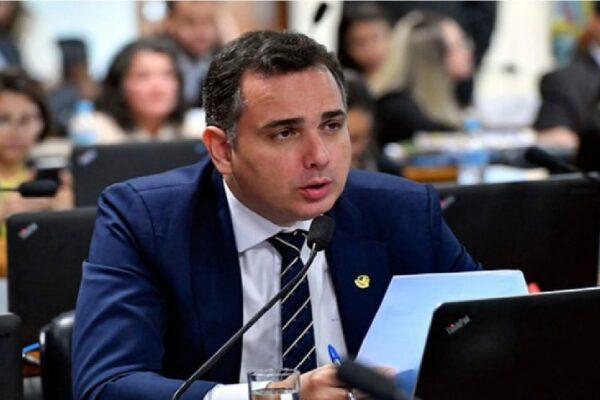 Se eleito, Rodrigo Pacheco garante Senado independente
