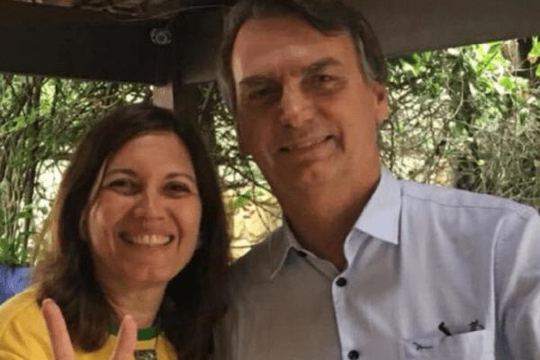 Deputada Aliada de Bolsonaro, Bia Kicis assume comando da CCJ, comissão mais importante da Câmara