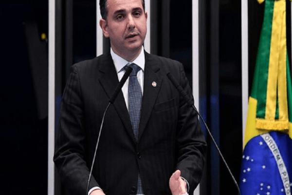 Apoiado pelo Presidente, Rodrigo Pacheco é o novo Presidente do Senado