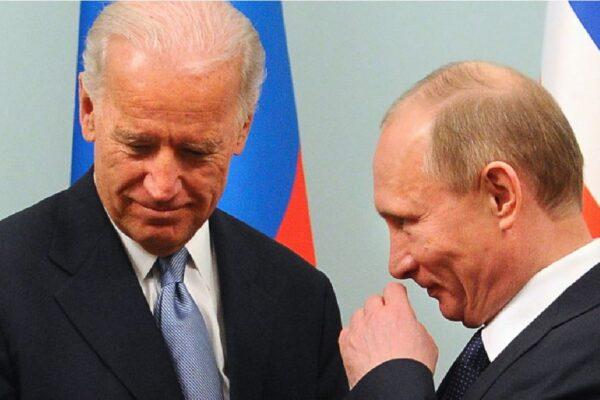 Ao ser chamado de 'assassino' por Biden, Putin responde: 'Um reconhece o outro'