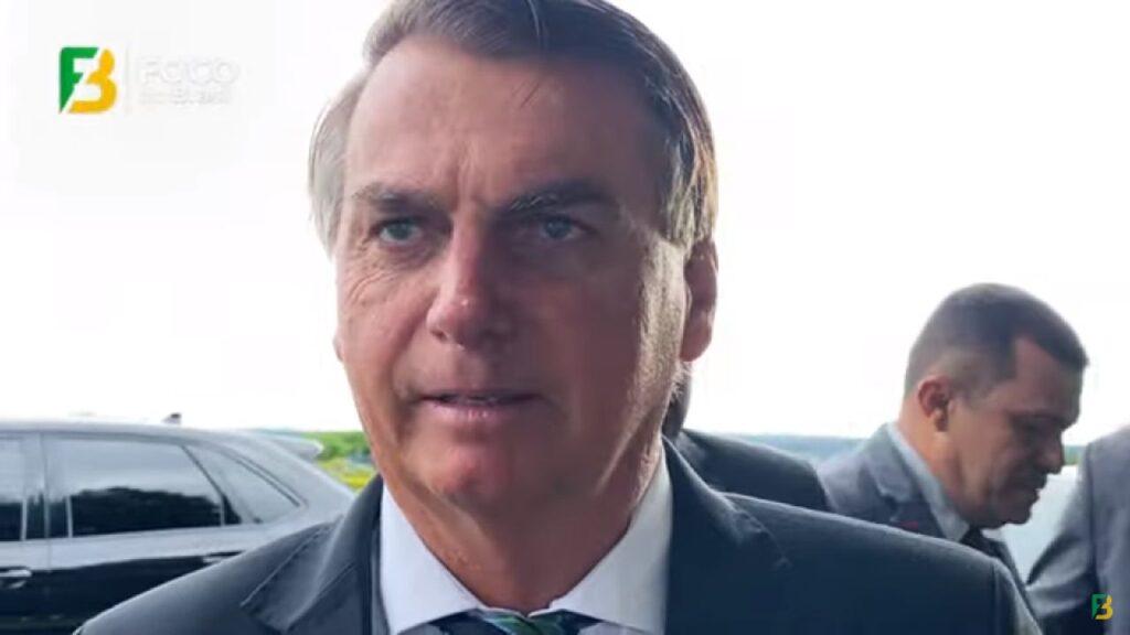 """Presidente Bolsonaro: """"Se STF autorizar, estou pronto para botar o meu plano contra a pandemia em prática"""""""