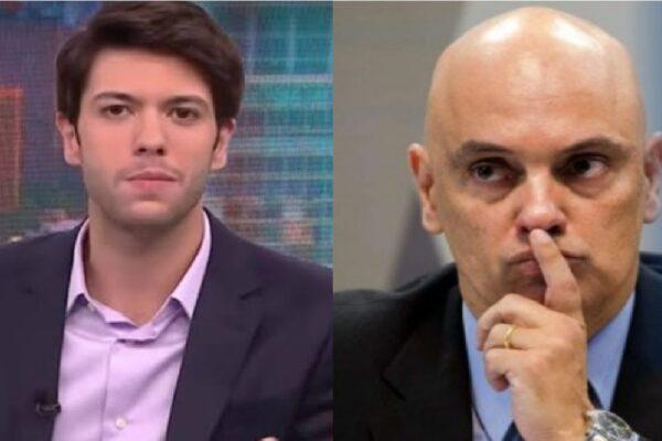 Caio Coppolla cria petição para pressionar Pacheco a pautar 'impeachment' de Alexandre de Moraes