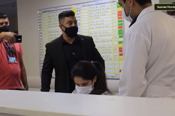 """Gabriel Monteiro realiza verdadeira operação de Guerra, em mais um capítulo da saga em busca dos """"Corruptos de Hospital"""""""