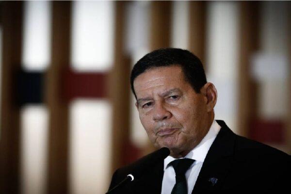 """General Mourão: """"Lula não vence uma eleição"""""""