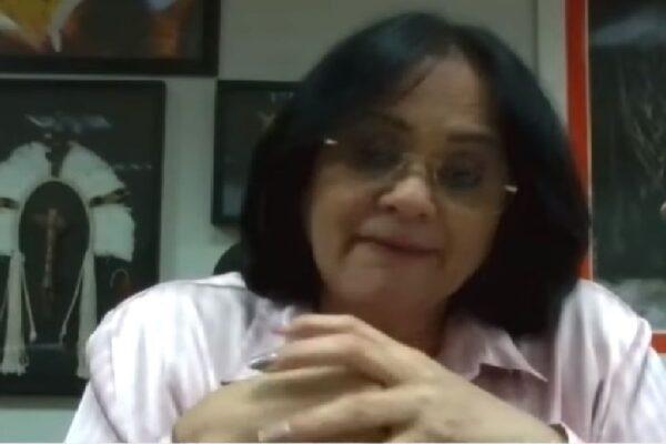 """""""O legado do governo Dilma é o retrocesso"""", afirma Damares Alves"""
