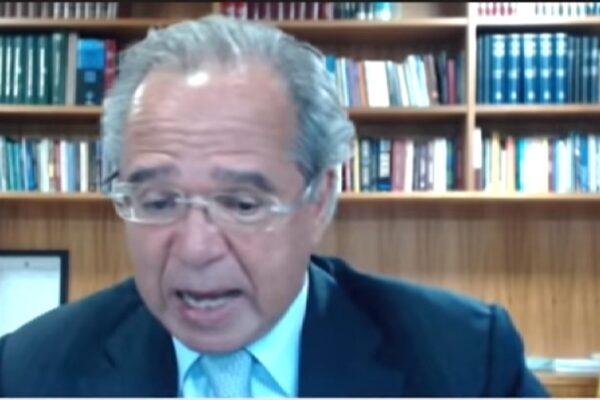 """Paulo Guedes: """"Para mim, estatal boa é a que foi privatizada (....) Por mim vendia todas"""""""