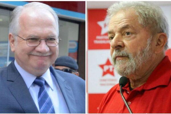 Urgente: Fachin anula condenações de Lula na Lava Jato