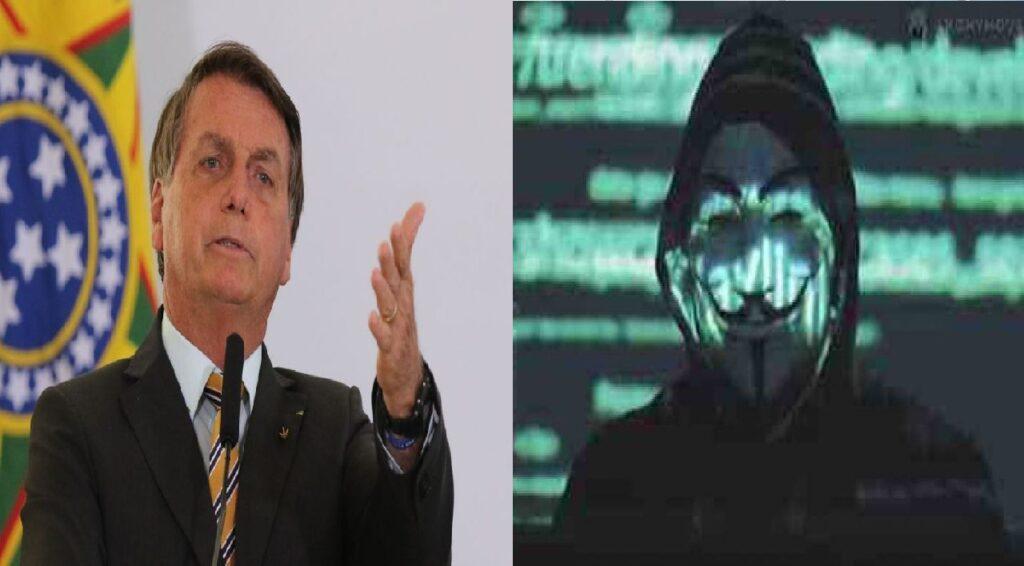 """Bolsonaro: """"Alguem acha que o hacker era um hacker turista?"""""""