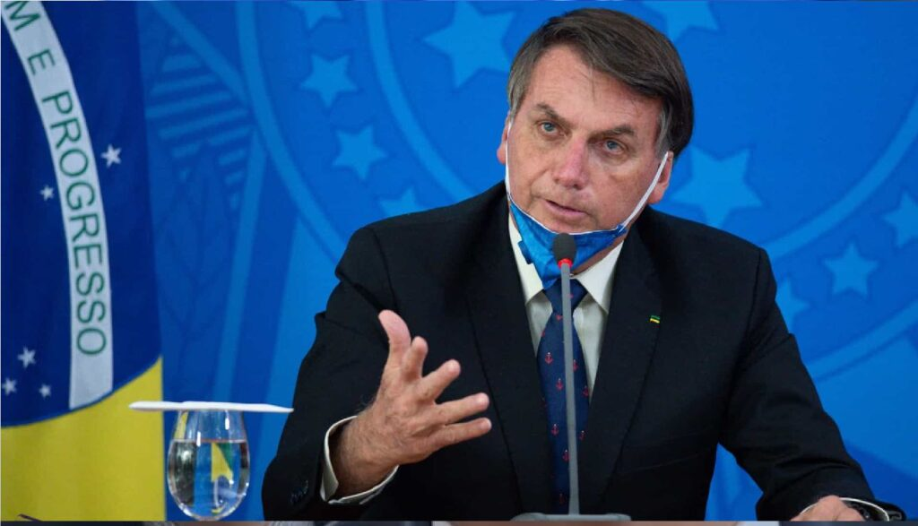 Eleições: Bolsonaro fala sobre não poder confiar no resultado das apurações