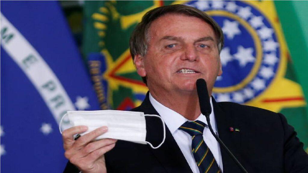 PGR envia manifestações ao STF e diz não ver crime por parte de Bolsonaro