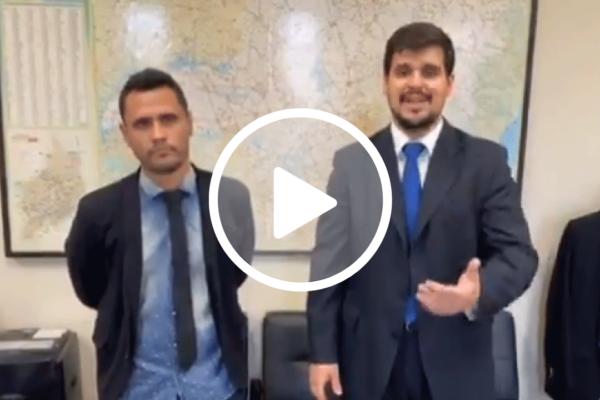 Cleitinho Azevedo seu arrependimento não vai desfazer seu voto