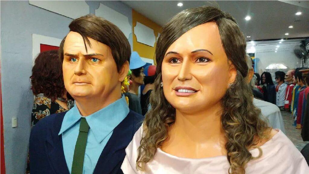 Pernambuco presta homenagens à Bolsonaro e Michelle