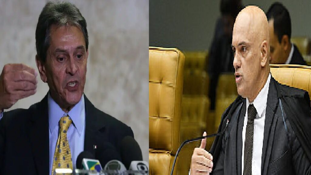 """Presidente Nacional do PTB acionará PGR contra Moraes pelo crime de """"tortura"""""""